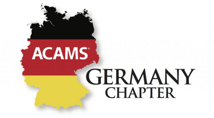 ACAMS Germany Chapter Event am 17.09.2019 in Frankfurt am Main