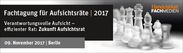 Compliance Channel meets Aufsichtsräte.