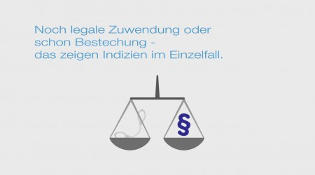 Compliance Channel Nugget – Zuwendungen