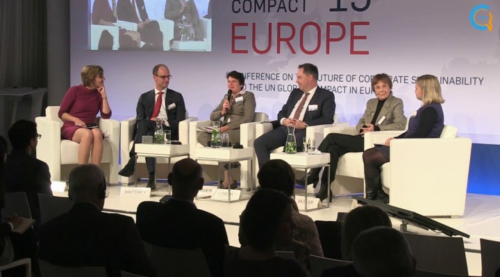 High Level Panel: The Alliance for Integrity – Collective Action for Principle 10