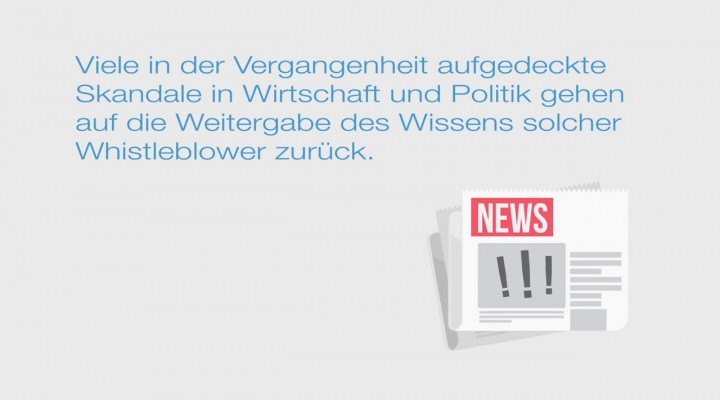 Compliance Channel Nugget – Hinweisgeber
