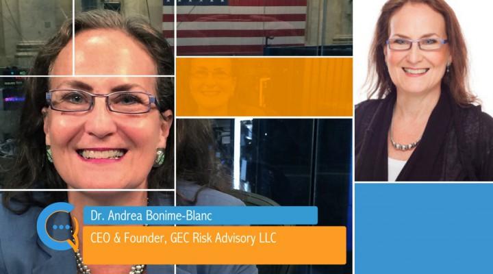Testimonial Dr. Andrea Bonime-Blanc