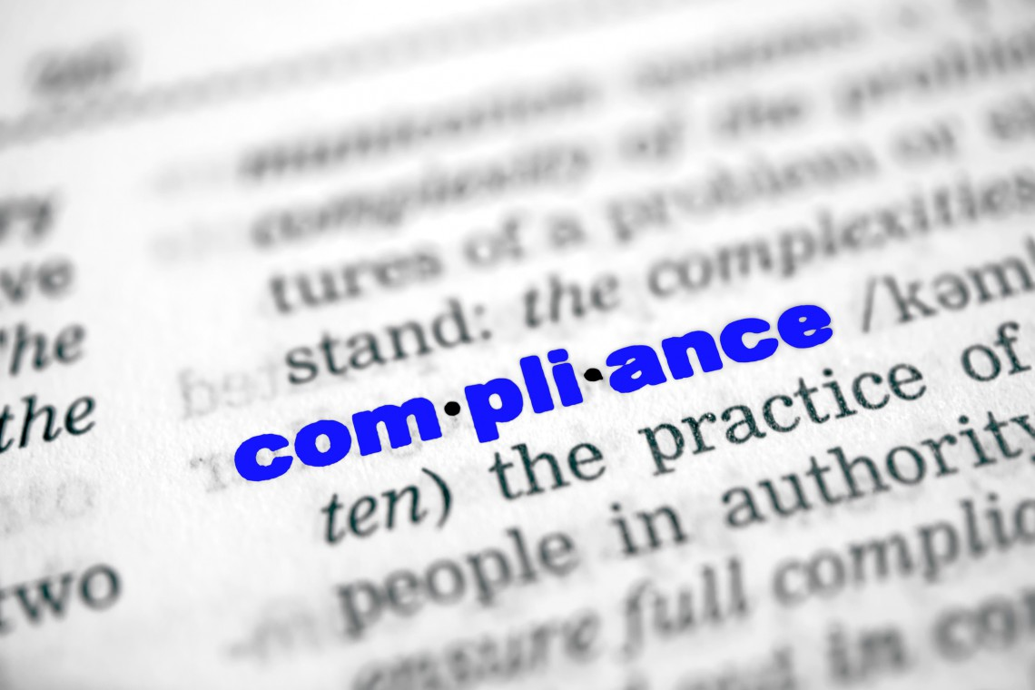 In Defense of Compliance Checklists