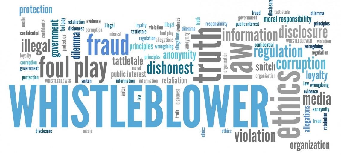 Landespolizei lanciert Whistleblower-Plattform