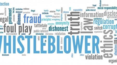 Belohnungen für Whistleblower
