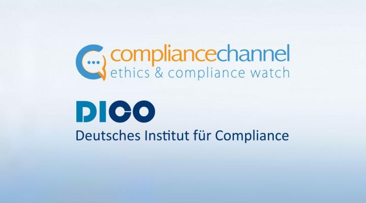 Compliance Channel ist Medienpartner des DICO Forum Compliance 2017