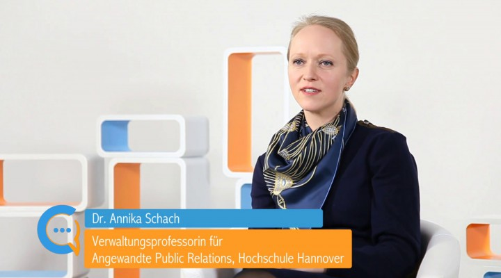 Testimonial Dr. Annika Schach