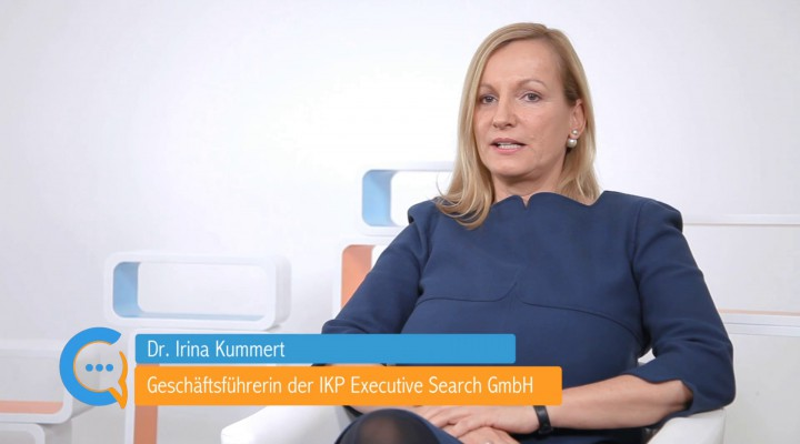 Testimonial Dr. Irina Kummert