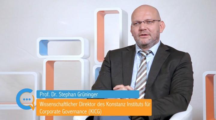 Compliance-Kultur und Integrität