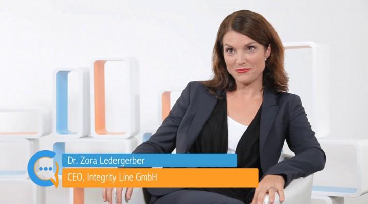 Testimonial Dr. Zora Ledergerber