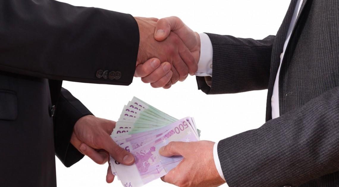 1,3 Millionen Amtsträger wegen Korruption bestraft