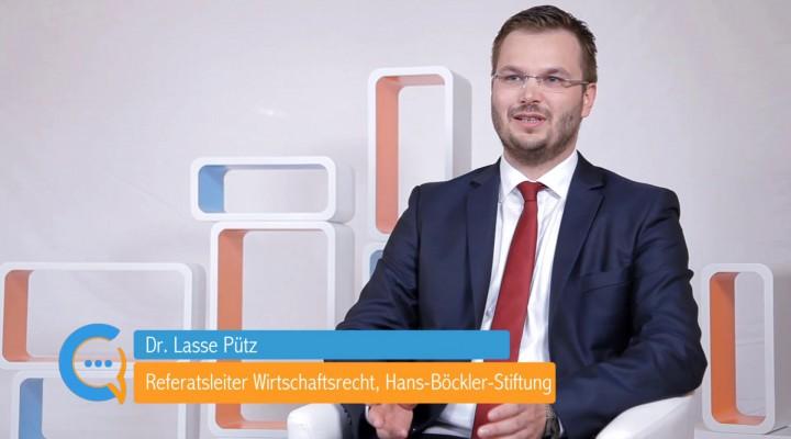 Testimonial Dr. Lasse Pütz