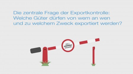 Compliance Channel Nugget – Exportkontrolle