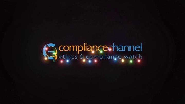 Der Compliance Channel wünscht eine friedliche Weihnachtszeit – Season Greetings!
