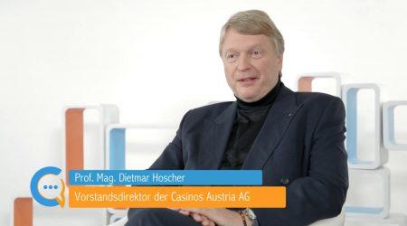Testimonial Prof. Mag. Dietmar Hoscher