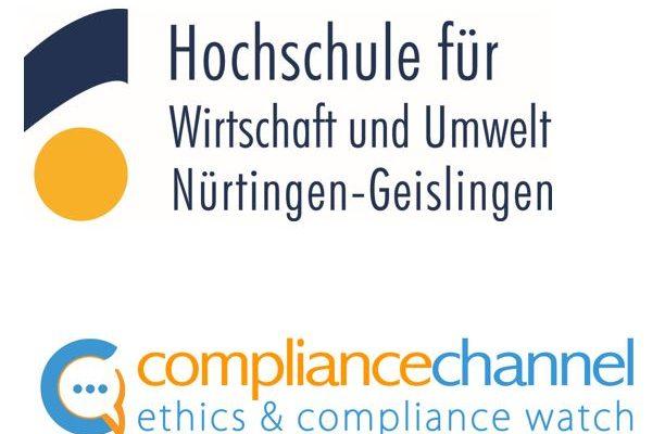 Der Compliance Channel begleitet die Forschungsstudie des Instituts für Corporate Governance der Hochschule für Wirtschaft und Umwelt Nürtingen-Geislingen