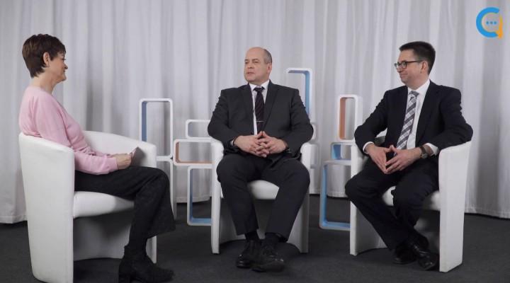 Im Video-Interview: Studie zum Qualifikationsprofil von Compliance-Managern