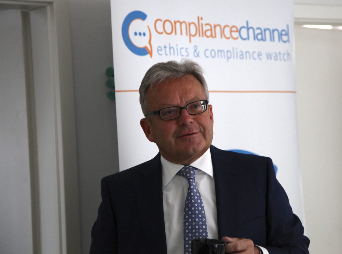 Start des Compliance Channel TALK – das Audio-Interview auf dem Compliance Channel!