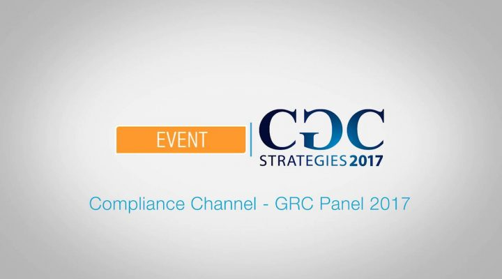 Compliance Channel – GRC Panel 2017