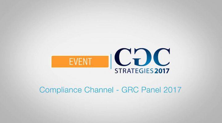 Compliance Channel – GRC Panel 2017