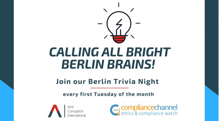 Calling all Bright Berlin Brains! (repeating event)