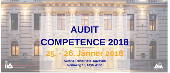 Audit Competence 2018 in Wien