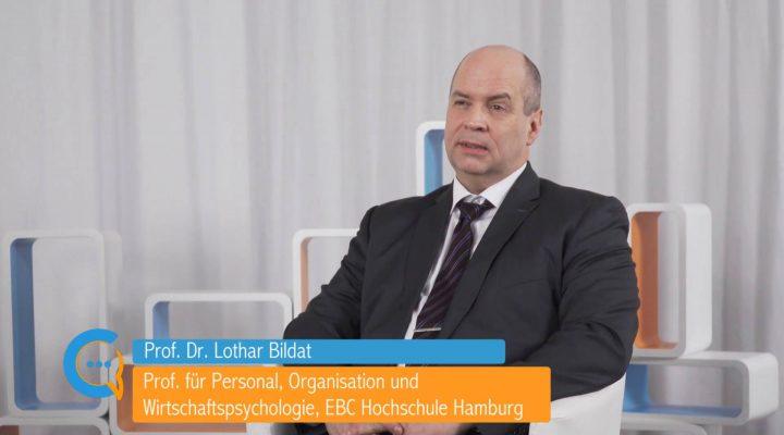Testimonial Prof. Dr. Lothar Bildat
