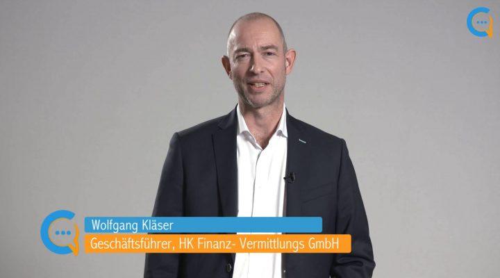 Testimonial Wolfgang Kläser