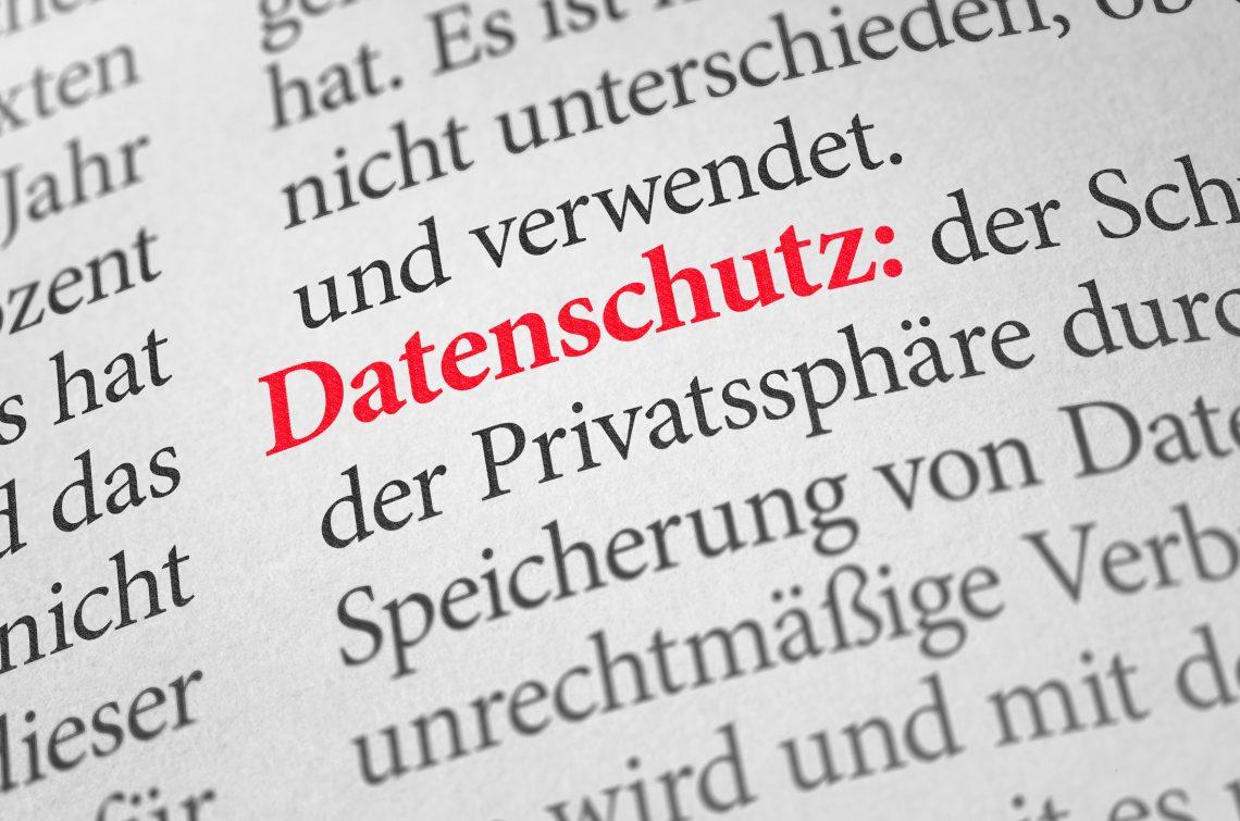 CDU will für schnellere Digitalisierung den Datenschutz aufweichen