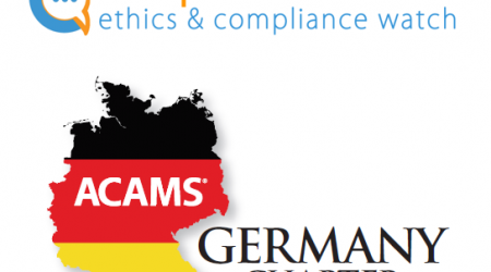 Neues ACAMS Germany Chapter WEBINAR Public Private Partnership – Anti Financial Crime Alliance (AFCA) Germany am 09.06.2020!