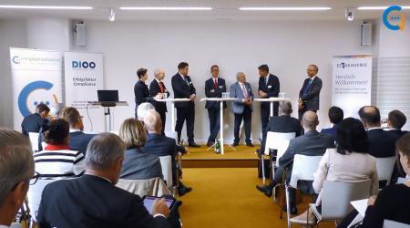 Podiumsdiskussion: Unternehmensbußen – ein verfassungsrechtlicher Holzweg?