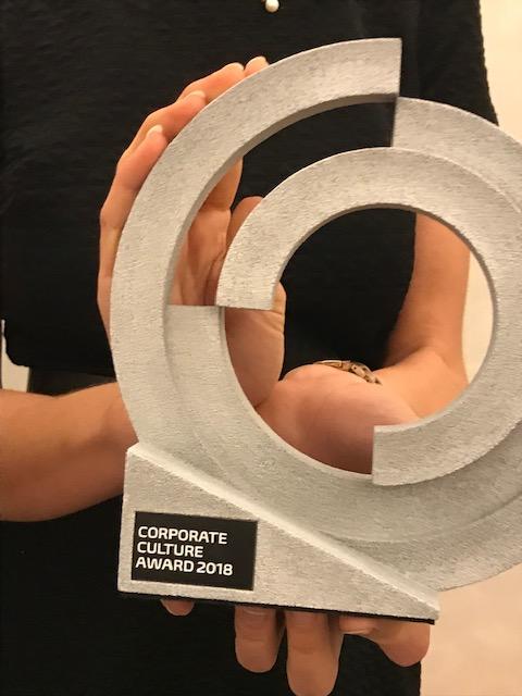 "Falls Sie es verpasst haben: Laudatio ""Shared Value"" des Corporate Culture Award"