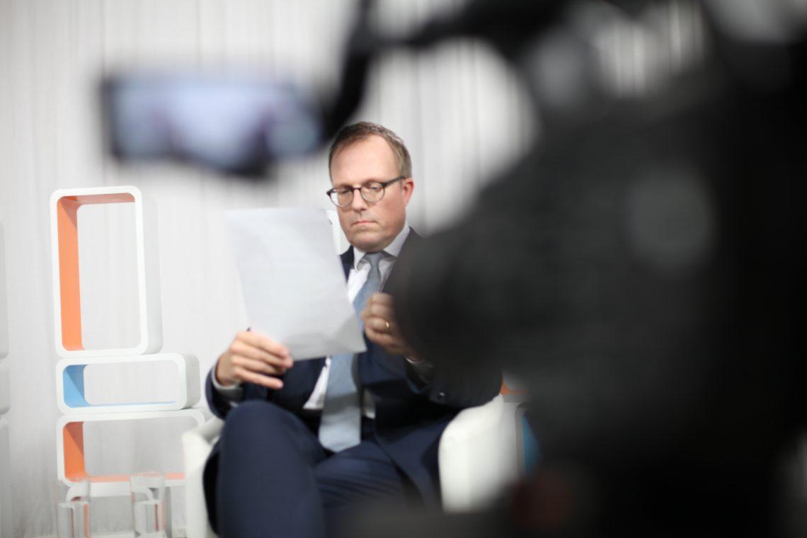 """Interview mit Bilfinger: """"Ohne den Monitor wären die Veränderungen nicht möglich gewesen"""""""
