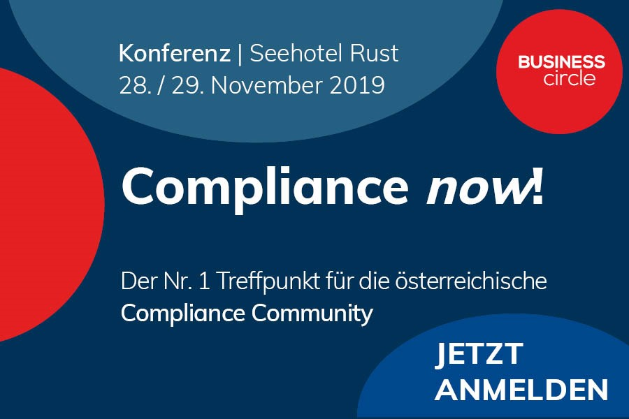 Compliance Channel goes Austria @COMPLIANCE NOW! in Rust
