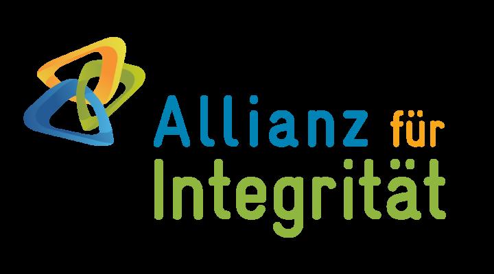 Wir unterstützen die Alliance für Integrität!