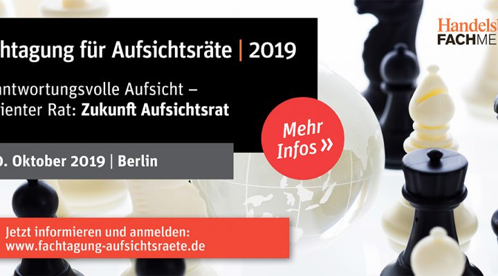 "Vom ""Wolle Wolfi"" Case über Digitale Transformation zu EBA Guidelines on internal governance – das war die Fachtagung für Aufsichtsräte 2019!"