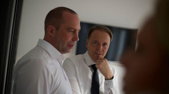 Neuer Compliance Channel TALK zu Strafaktenforensik mit Marius Richter und Michael Roth!