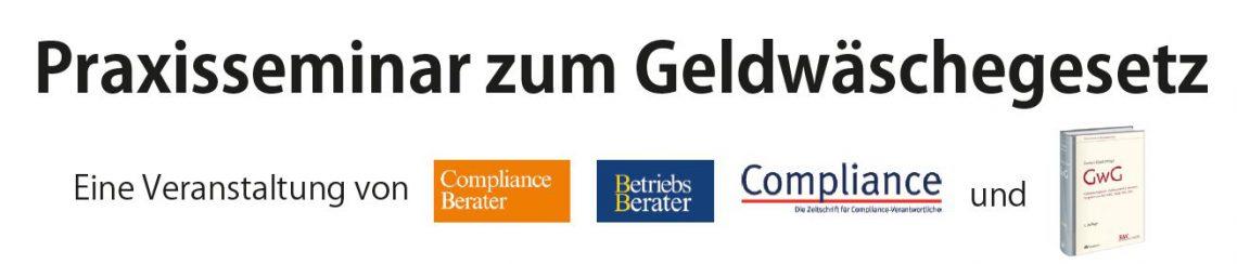 Online: Praxisseminar zum Geldwäschegesetz 2021 am 28. Januar 2021 – DER BERICHT!
